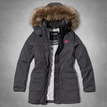 ガールズからA&F ALL-SEASON WEATHER WARRIOR PARKA