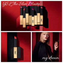 YSL★Rouge Pur Couture The Slim Matte Lipstick全17色