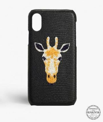 THE CASE FACTORY スマホケース・テックアクセサリー 関税送料込☆THE CASEFACTORY☆IPHONE XS MAX スワロ キリン(2)