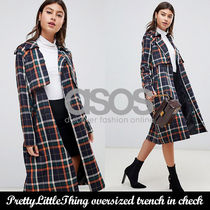 ASOS トレンチコート◆PrettyLittleThing oversized trench