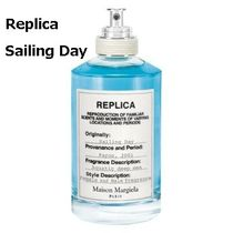 フランス発【Maison Margiela】 EDT Replica Sailing Day 100ml