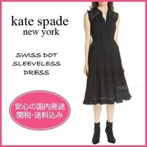 【国内発送】SWISS DOT SLEEVELESS DRESSセール