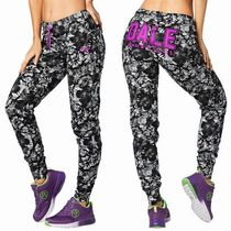 ☆ZUMBA・ズンバ☆La Pachanga Dale Skinny Sweatpants