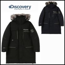 Discovery EXPEDITION(ディスカバリー) ダウンジャケット Discovery _M'S PATROL DOWN JACKET2色 ☆関税・送料込み☆
