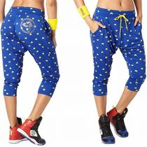 ☆ZUMBA・ズンバ☆Power Cropped Harem Pants