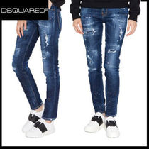 (ディースクエアード) DSQUARED2 COOL GIRL JEAN 72LB0121