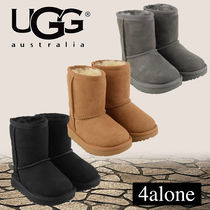 UGG☆KIDS★SUEDE CLASSICシープスキンブーツ