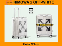 Off-White x Rimowa See Through Case White