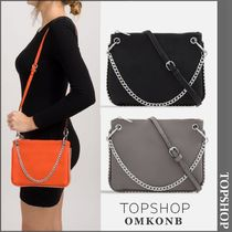 【国内発送・関税込】TOPSHOP★Quirky Chain Detailed Bag