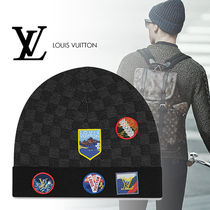 Louis Vuitton(ルイヴィトン) ボネ・プチダミエ アルプス