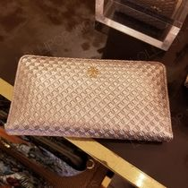 2018AW♪ Tory Burch ★ MARION EMBOSSED MULTI GUSSET WALLET
