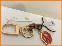Tory Burch  SALE!  Peace Spinner Key Fob♪