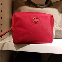 2018AW♪ Tory Burch ★ NYLON MEDIUM COSMETIC CASE
