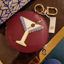 2018AW♪ Tory Burch ★ MARTINI COIN CASE KEY FOB