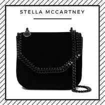★SALE★Stella McCartney★ Falabella BOX ベルベットbag