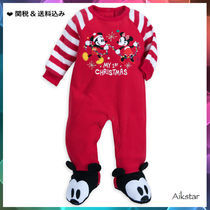 Mickey and Minnie Mouse ''My 1st Christmas'' ベビーウエアー