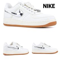 入手困難!NIKE ナイキ AIR FORCE 1 LOW TRAVIS SCOTT (22cm~)