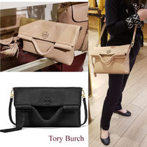 【Tory Burch】Taylor Fold-Over Crossbody♪ヤマト追跡/関送込