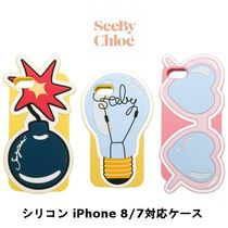 See By Chloeシーバイクロエ★シリコンiPhone ケース
