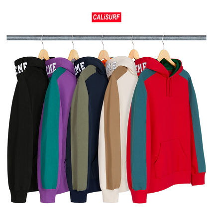 Supreme パーカー・フーディ 【WEEK11】Supreme(シュプリーム) Paneled hooded sweatshirt