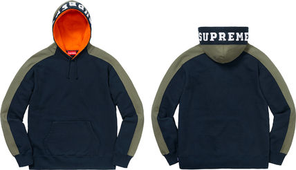 Supreme パーカー・フーディ 【WEEK11】Supreme(シュプリーム) Paneled hooded sweatshirt(2)
