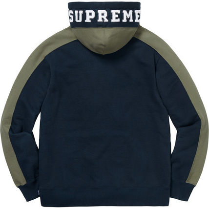 Supreme パーカー・フーディ 【WEEK11】Supreme(シュプリーム) Paneled hooded sweatshirt(7)