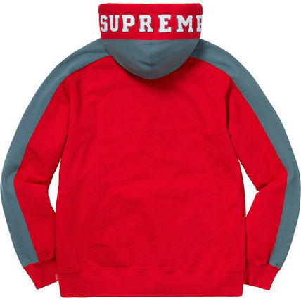 Supreme パーカー・フーディ 【WEEK11】Supreme(シュプリーム) Paneled hooded sweatshirt(8)
