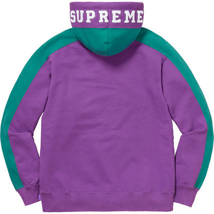Supreme パーカー・フーディ 【WEEK11】Supreme(シュプリーム) Paneled hooded sweatshirt(9)