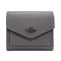 COACH SM WALLET CROSSGRAIN 折り財布 58298 DKHGR