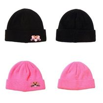 STEREOVINYLSの[FW18 Pink Panther] PP Face Beanie 全2色
