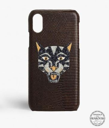 THE CASE FACTORY スマホケース・テックアクセサリー 関税送料込☆THE CASEFACTORY☆IPHONE XS MAX スワロ TIGER (2)
