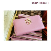 【Tory Burch】Britten Zip Continental長財布☆関送込/ヤマト便