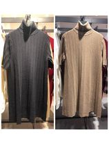 COS★ SCALLOP PLEATED KNIT DRESS ワンピ