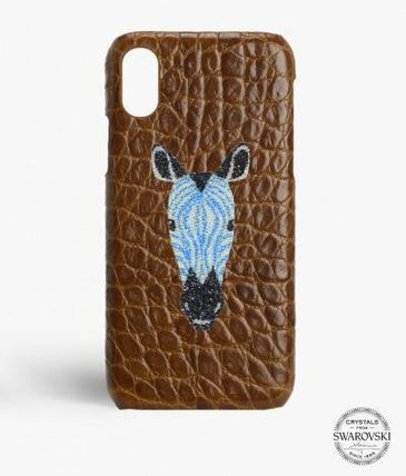 THE CASE FACTORY スマホケース・テックアクセサリー 関税送料込☆THE CASEFACTORY☆IPHONE XS MAX スワロ ZEBRA (2)