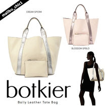 Botkier(ボトキエ) トートバッグ Botkier Baily Leather Tote Bag