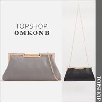 【国内発送・関税込】TOPSHOP★Koko Couture Classic Clutch Bag