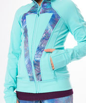 【 Perfect Your Practice Jacket 】★ Island Breeze/Ice.R.M.