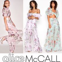 2019SS【Alice Mccall】フェミニン花柄セットアップ♡全2色