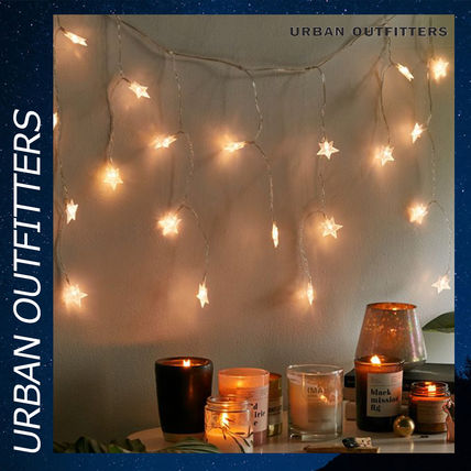Urban Outfitters 照明 Urban Outfitters Star Curtain String スター ライト 照明