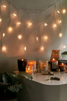 Urban Outfitters 照明 Urban Outfitters Star Curtain String スター ライト 照明(2)