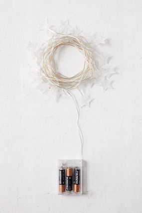 Urban Outfitters 照明 Urban Outfitters Star Curtain String スター ライト 照明(6)
