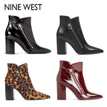 Sale★【Nine West】ブーティー★Russity Zippered Booties