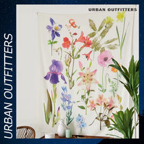 Urban Outfitters Photoreal Botanical インテリア タペストリー