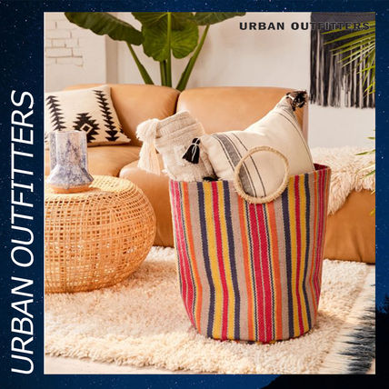 Urban Outfitters 棚・ラック・収納 Urban Outfitters Louisa Basket バスケット かご 収納