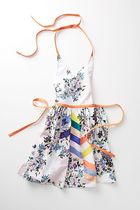 ★Anthropologie★大人気 キュート★花柄エプロンCassidy Apron