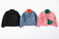 【WEEK11】Supreme x Levi's quilted reversible truck jacket