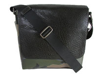 COACH Charles Small Messenger Camo F31559