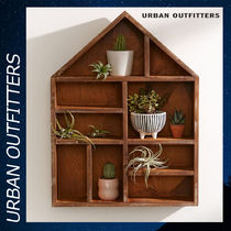Urban Outfitters House Wooden ウォール シェルフ ラック 棚