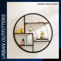 Urban Outfitters Shelly Round ウォール シェルフ ラック 棚