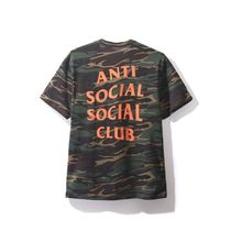 在庫あり Anti Social Social Club Ghost Camo Tee ASSC